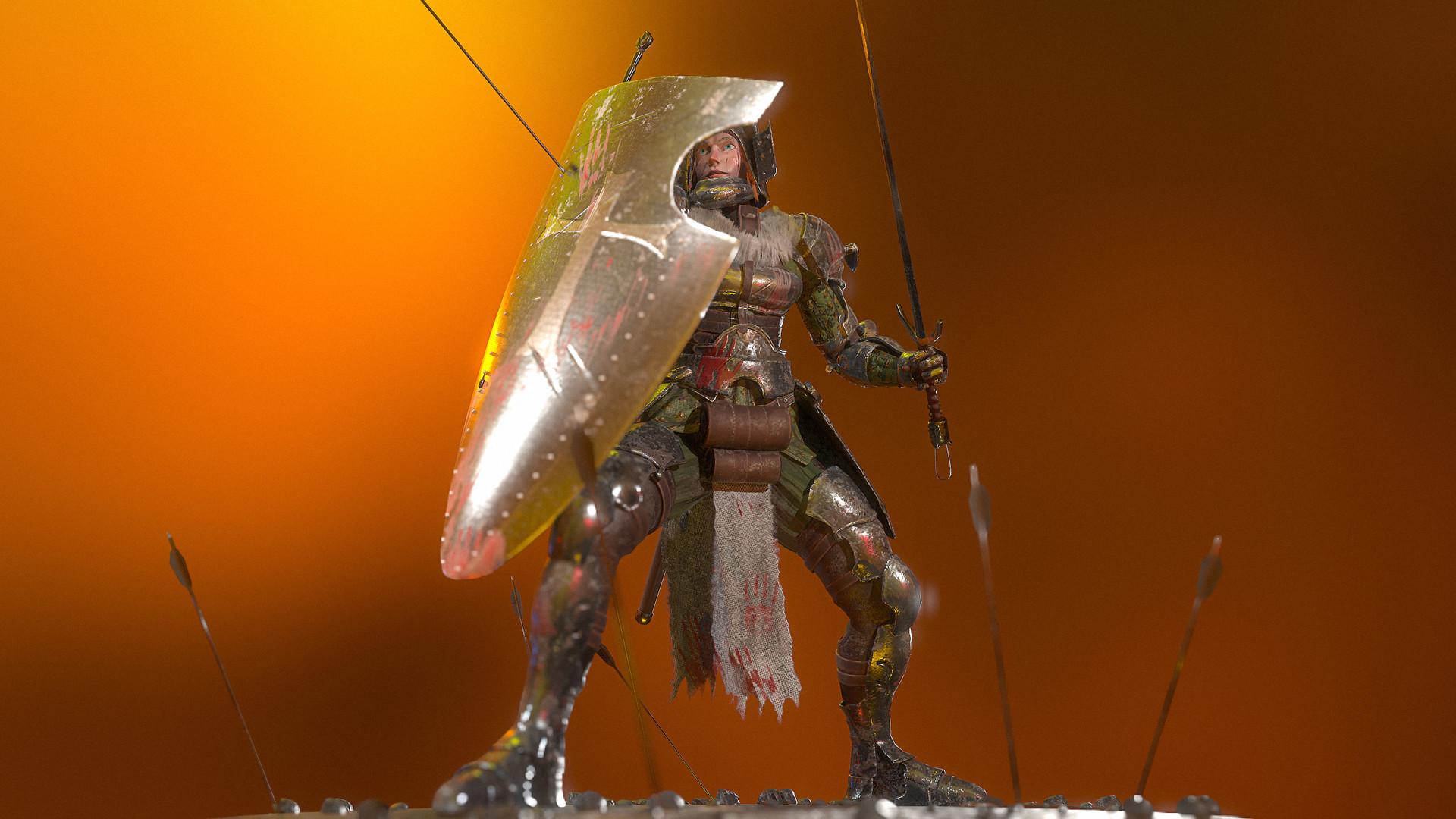Dragos licar knight01