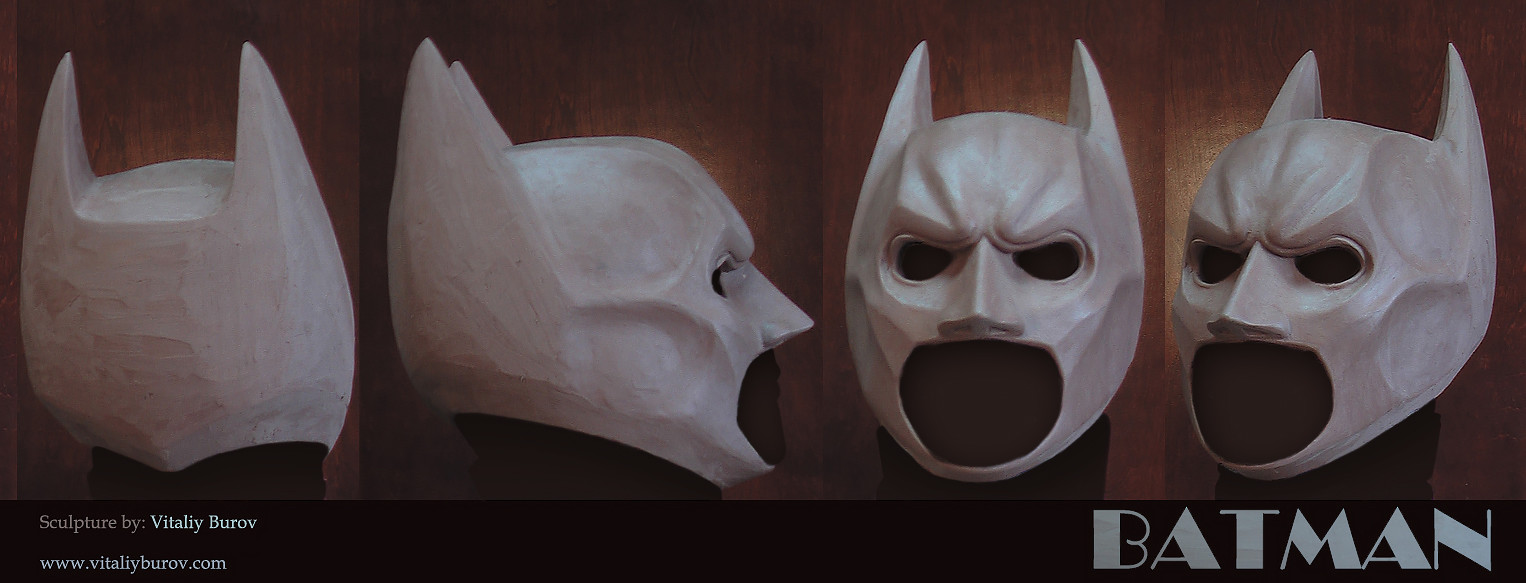 Vitaliy burov batman