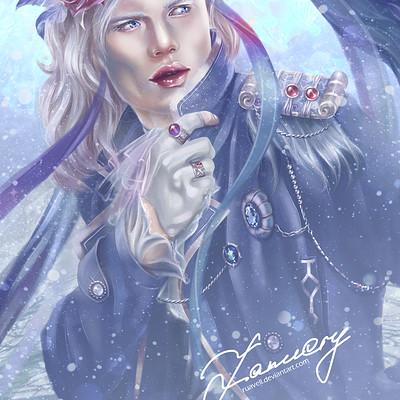 Viktoria ruavell january