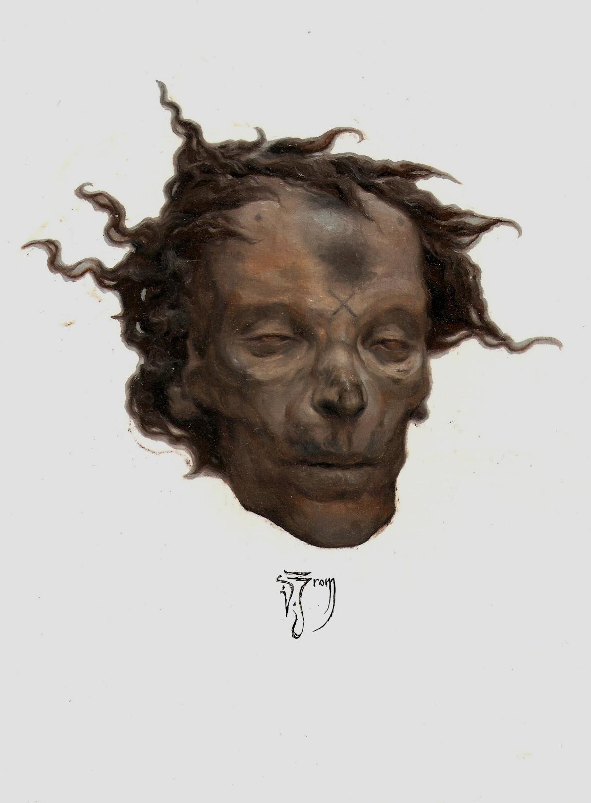 Daniel zrom danielzrom mummifiedfloatinghex