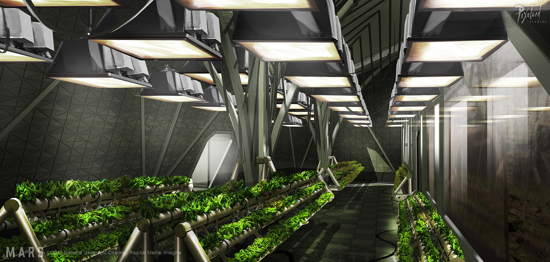 """Image result for """"green house"""" on mars"""