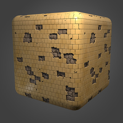 Giacomo bonanno brokentile cube