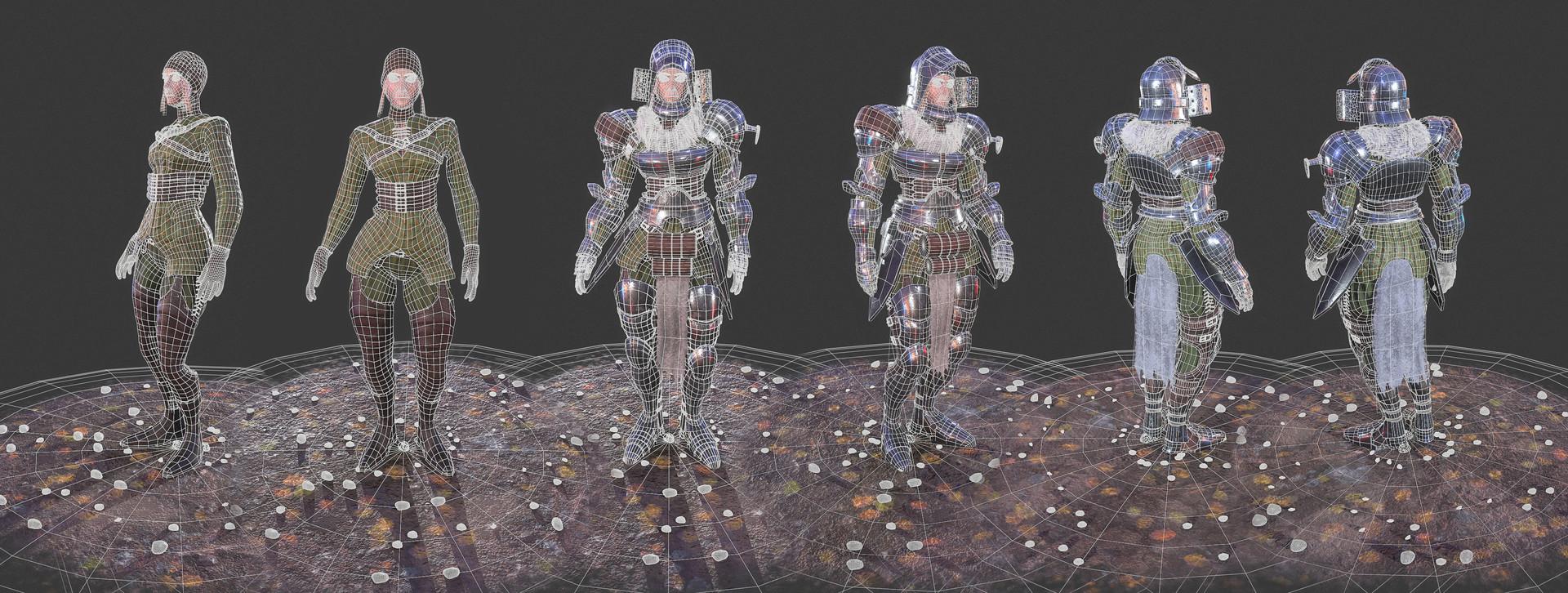 Dragos licar knight04