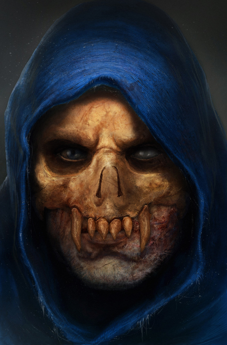 Adnan ali death soul skull version
