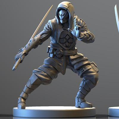 Francesco orru ninja
