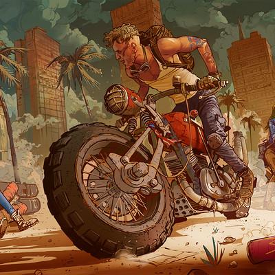 Ignacio bazan lazcano biker 4