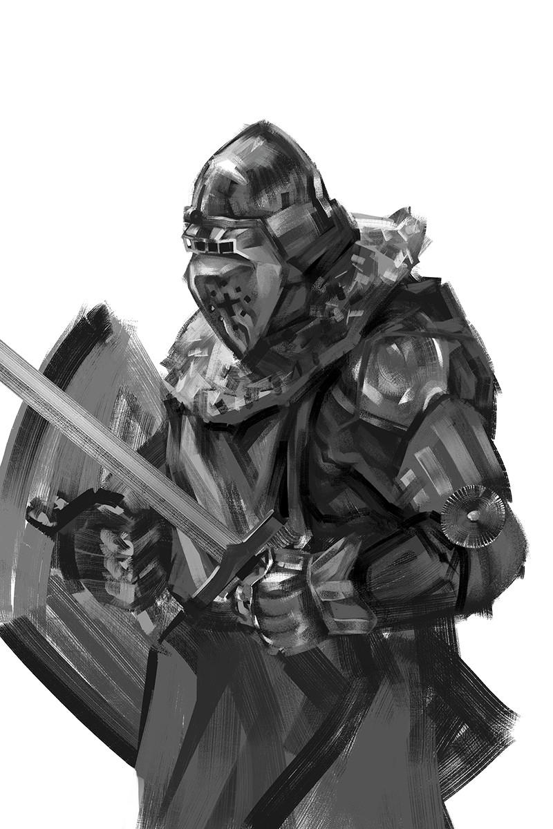 Wojtek depczynski knight5