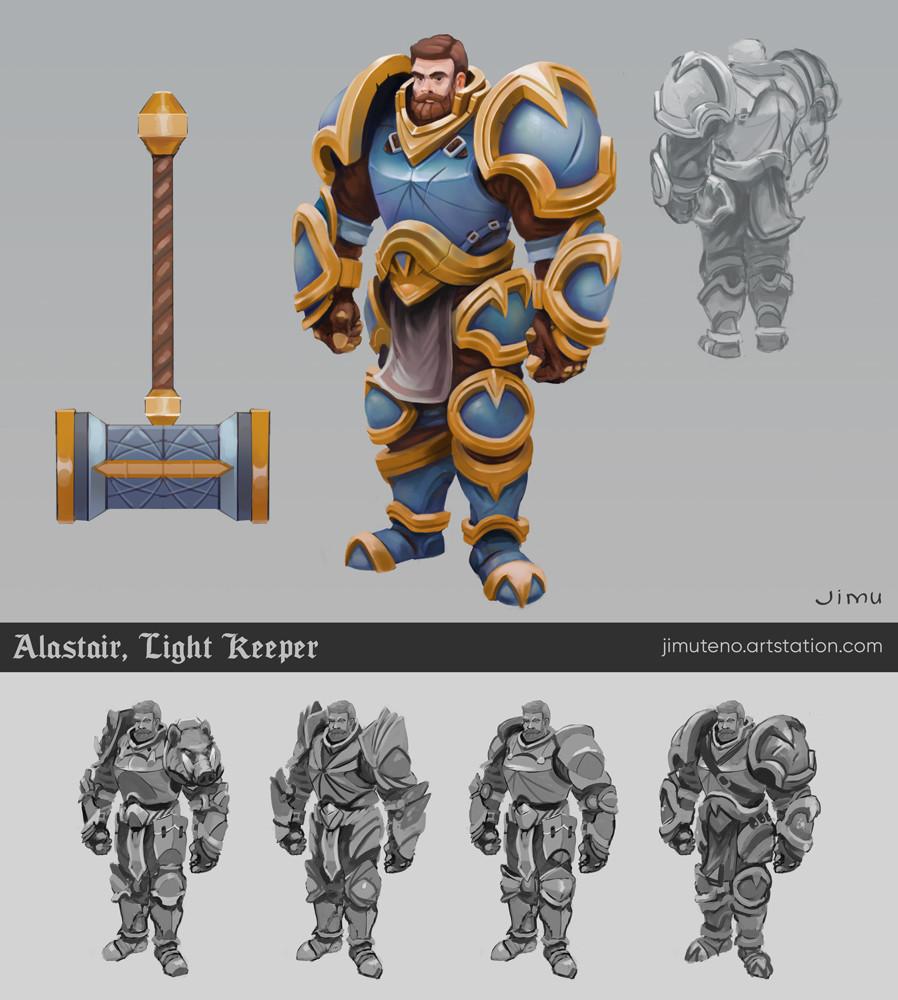 Alastair The Light Keeper