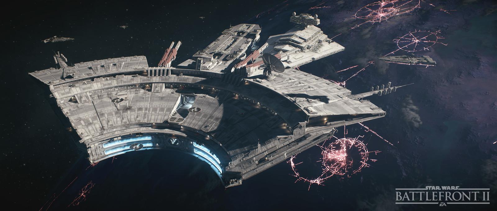 Star Wars™ Battlefront™ II Fondor Dock