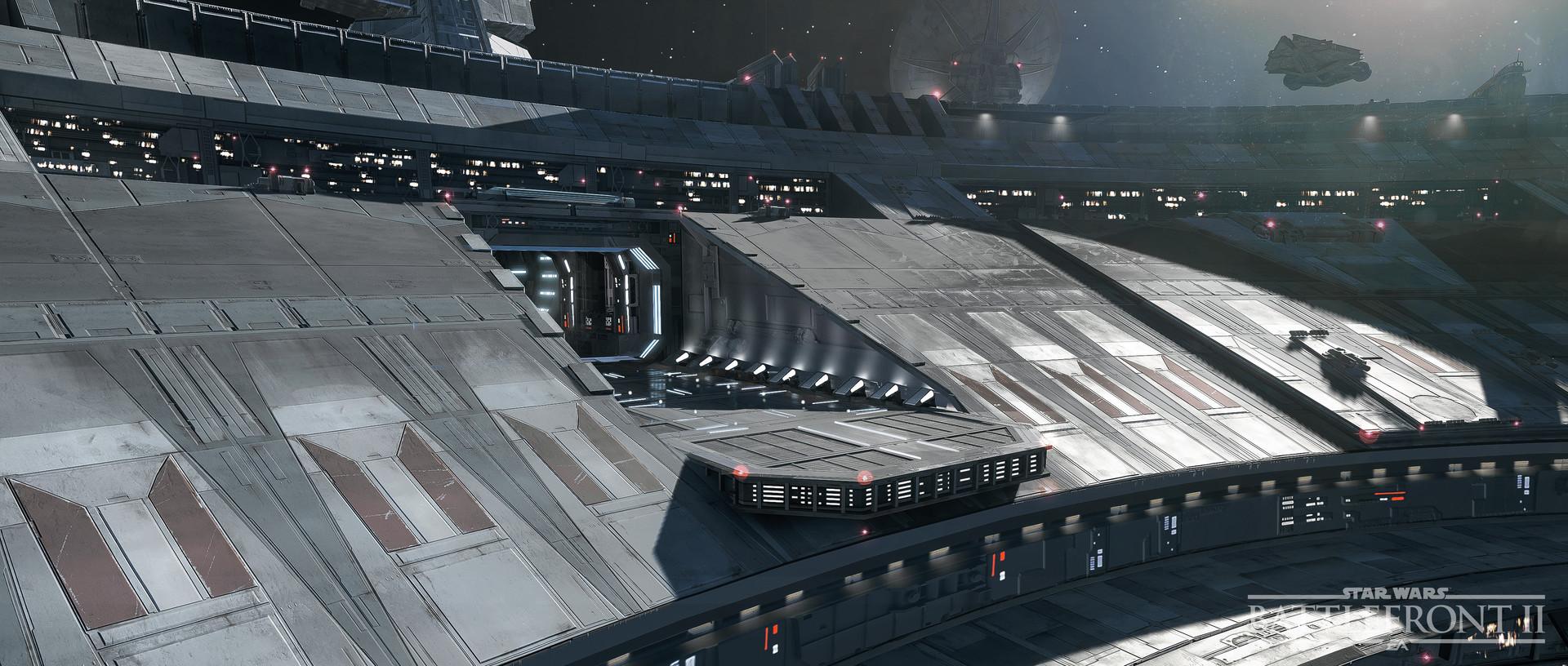Darius kalinauskas fondor dock starwars conceptart battlefront 1