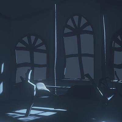 The Devoured Dead - Bedrooms