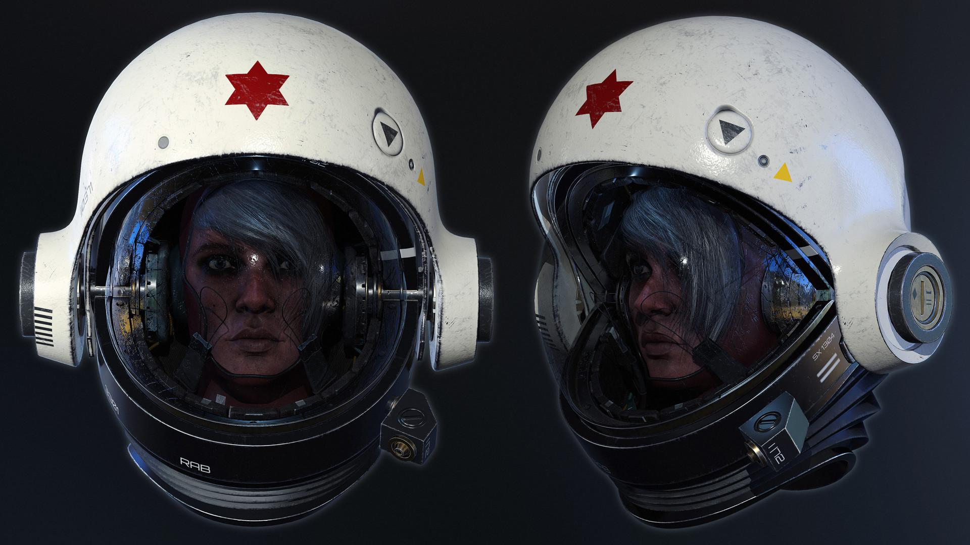 Картинки космонавта шлем что вроде