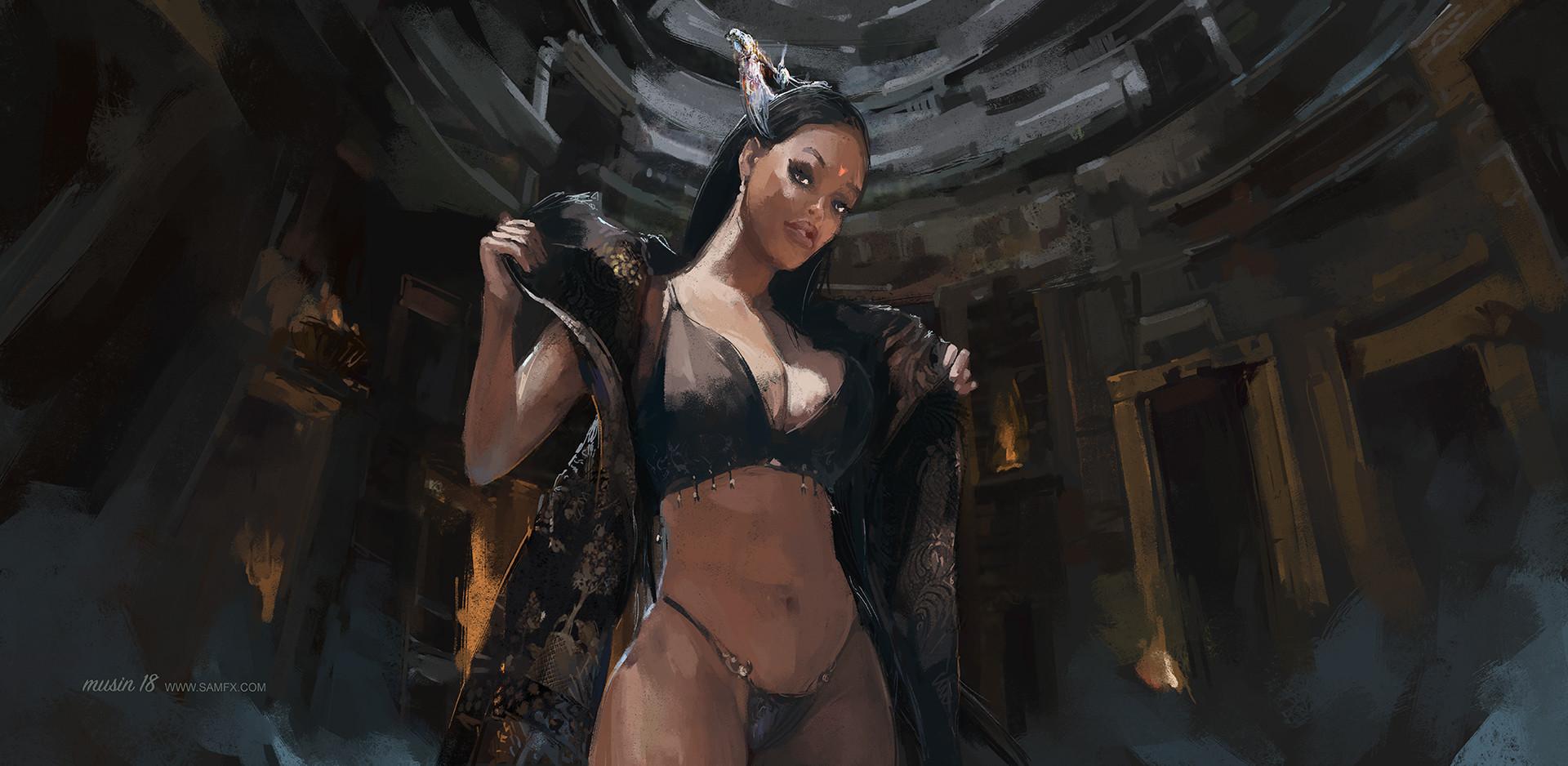 Sergey musin priestess