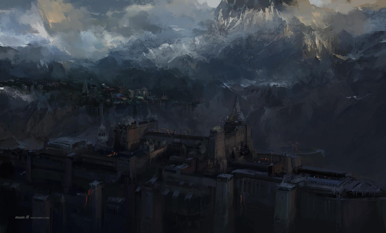 Himalayan City