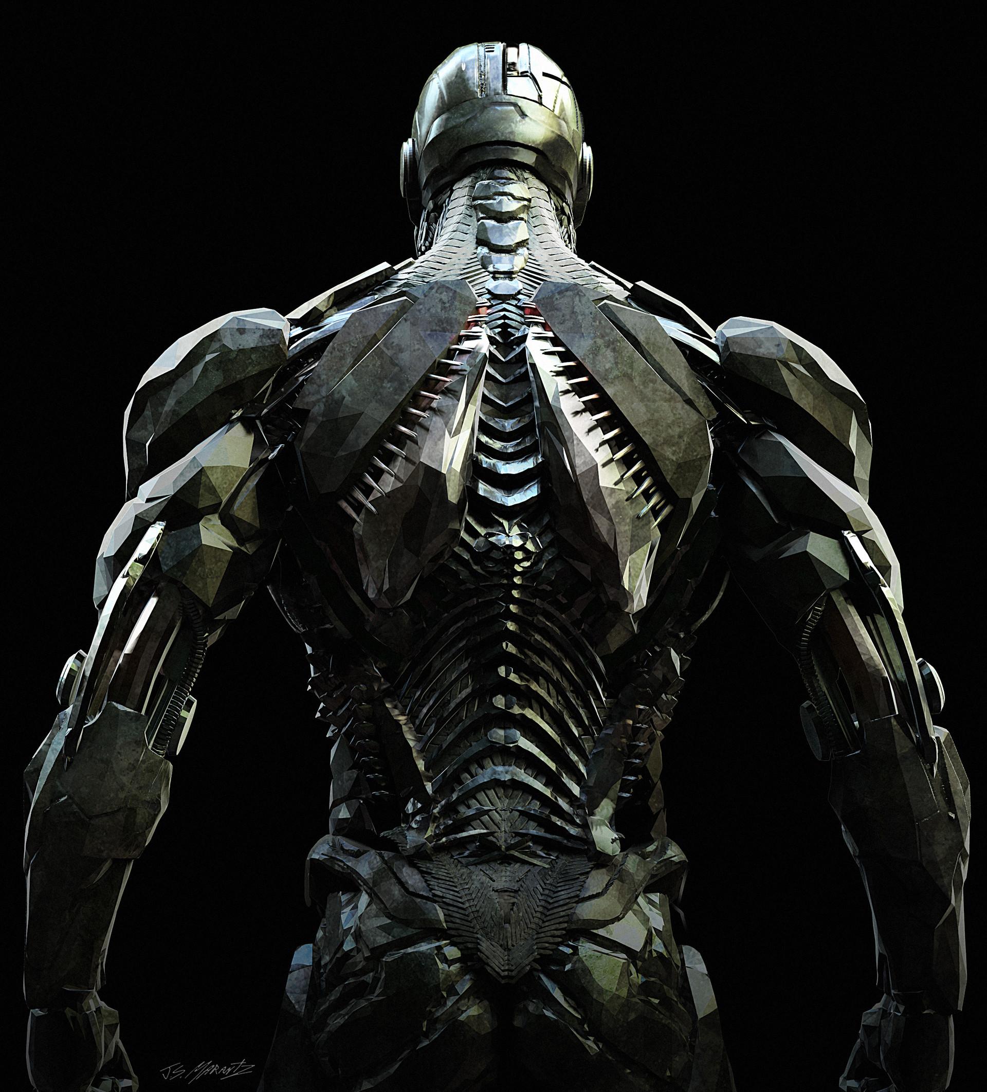 Jerx marantz cyborg back cu pass 5