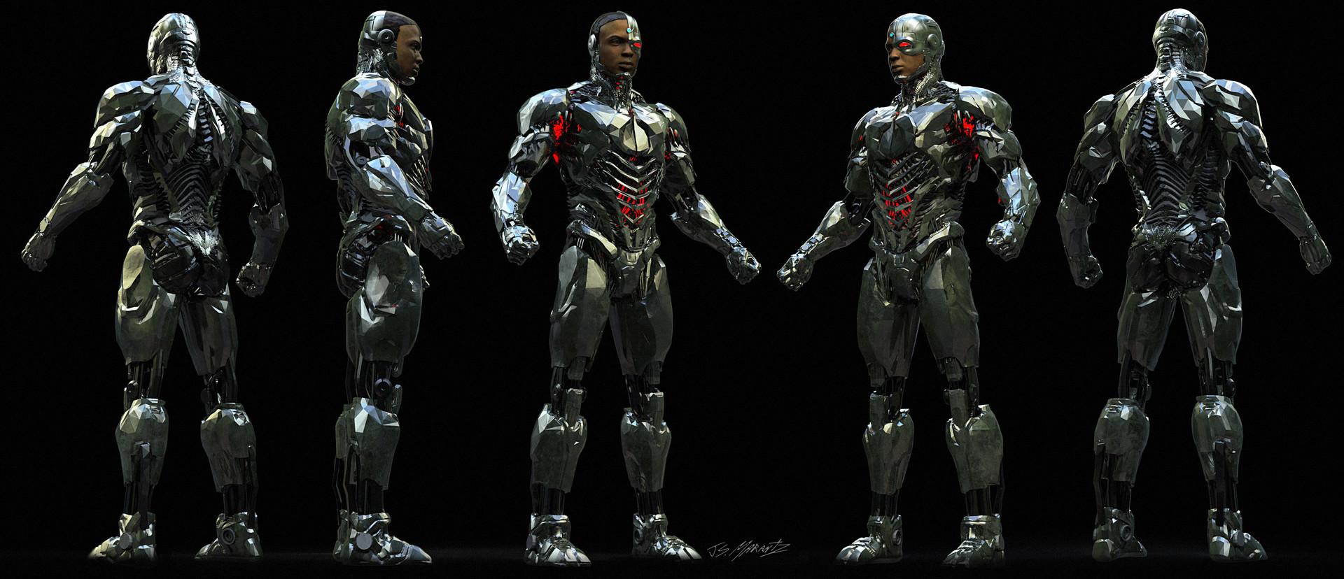 Jerx marantz cyborg ortho full 2