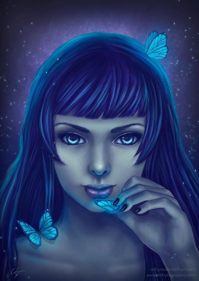 Картинки на аватар в контакт девушки