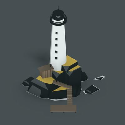 Catt stewart lighthouse
