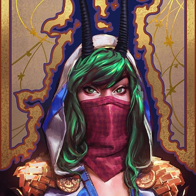 Ibrahem swaid mask color 03s