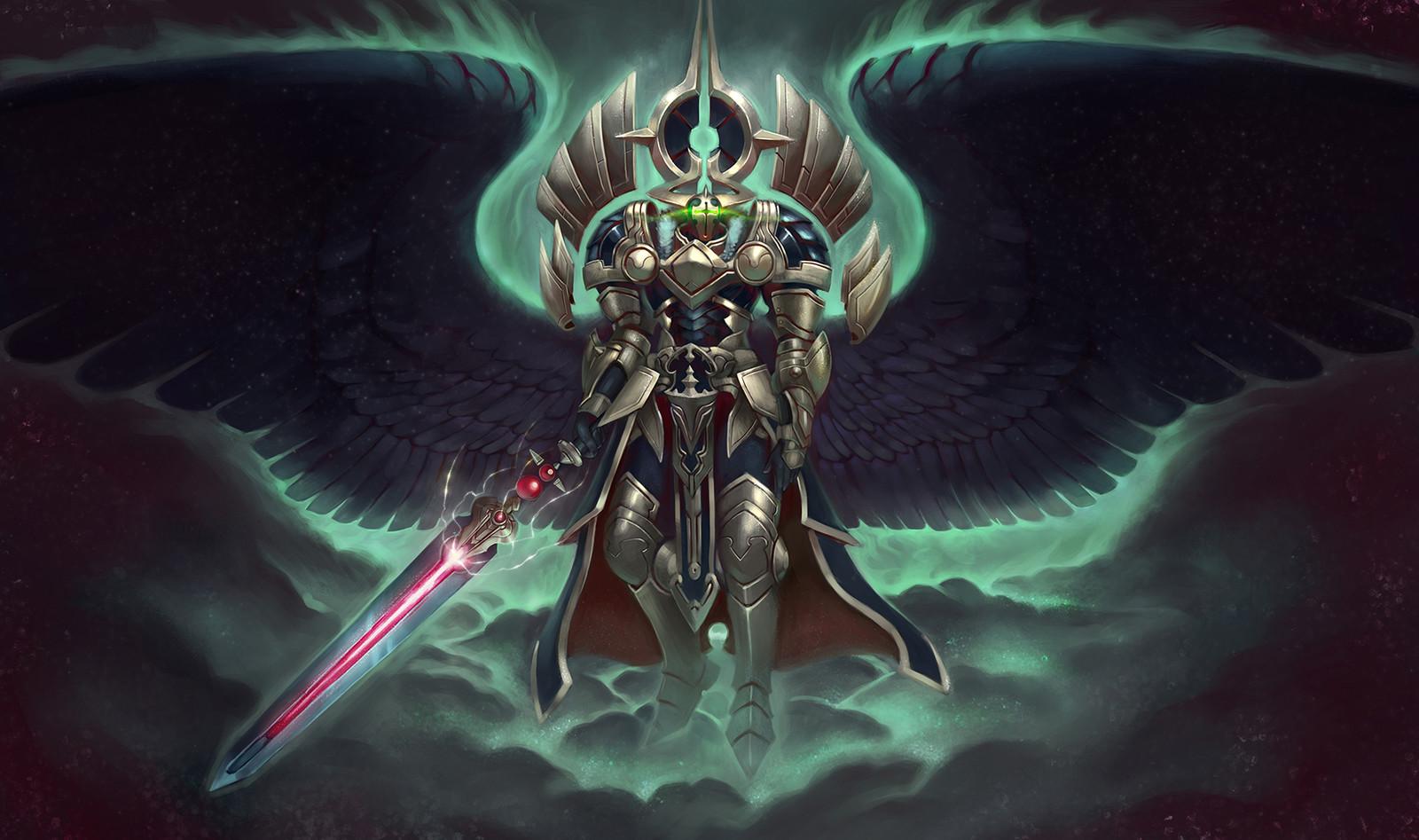 Xeroth, the Warrior God