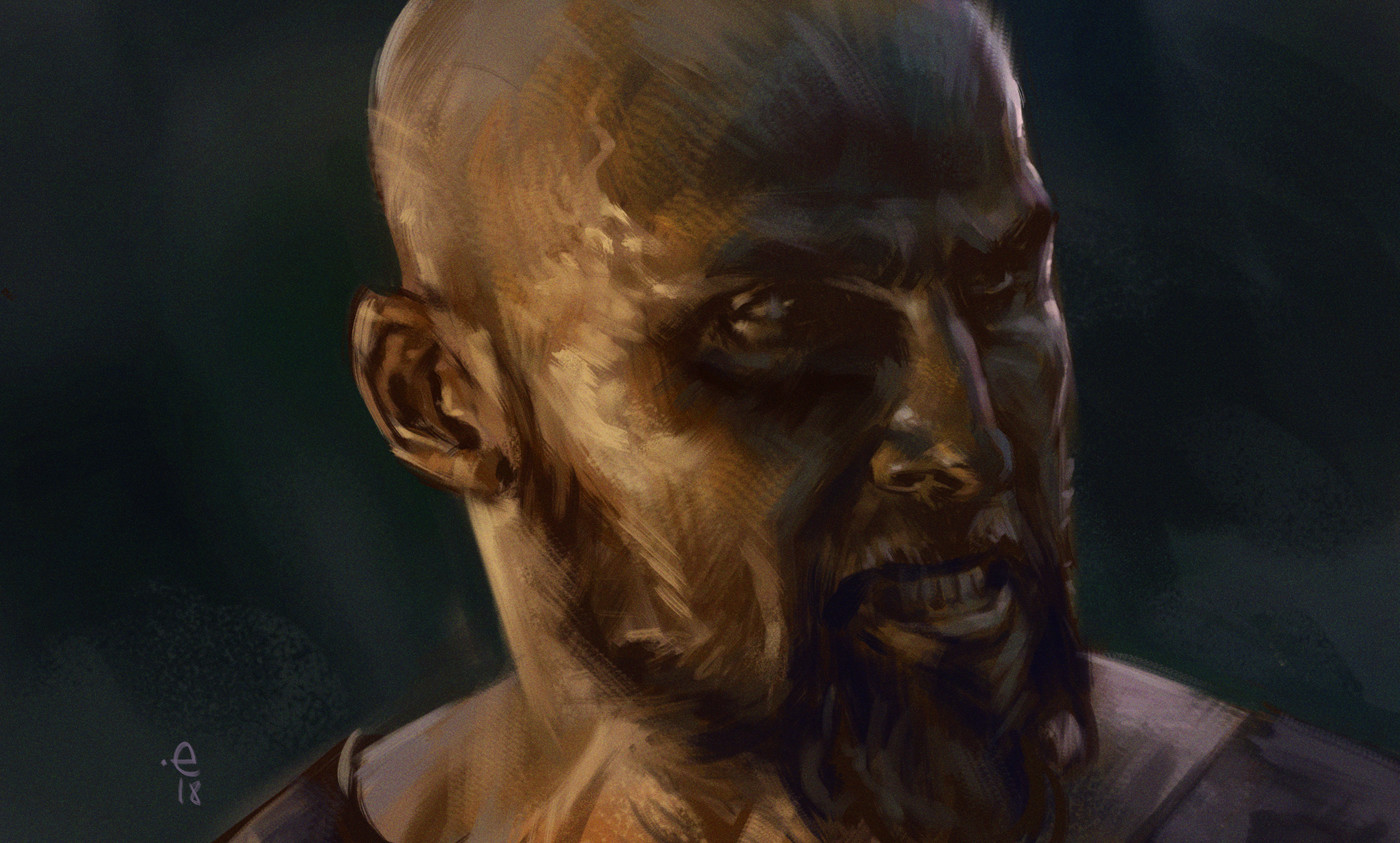 006. Angry Daxos