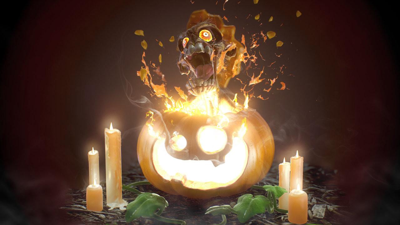 zombie  -  halloween 2015