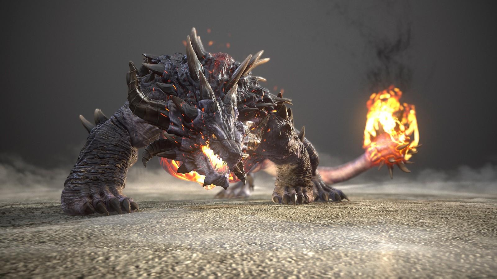 monster - 2014