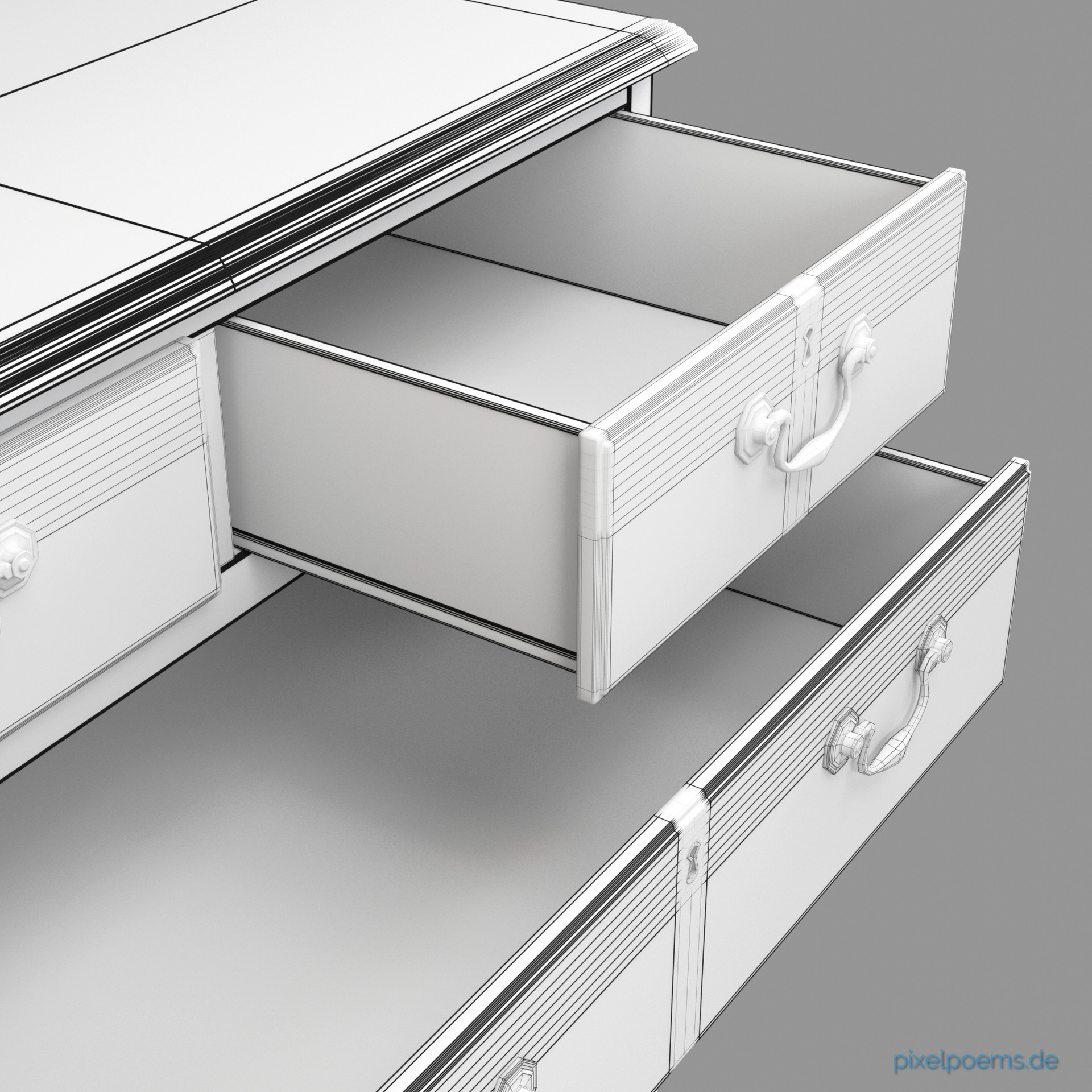 Karl andreas gross mahagony chest of drawers webversion 10