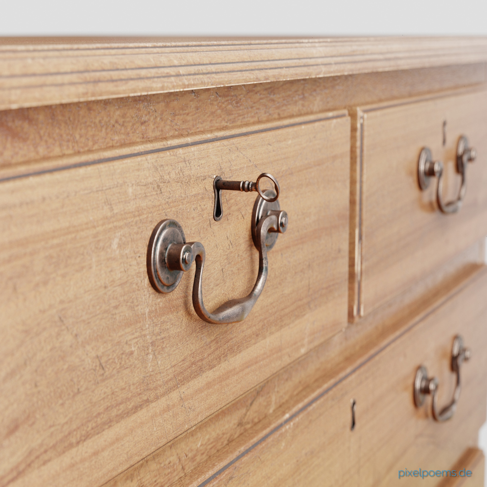 Karl andreas gross mahagony chest of drawers webversion 06