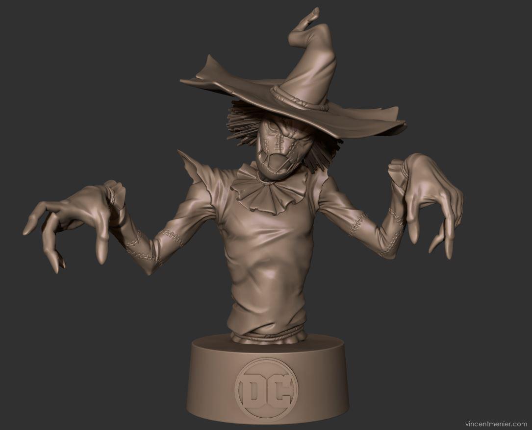 Vincent menier dc scarecrow final