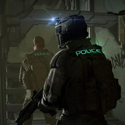 Timo peter patrole 2