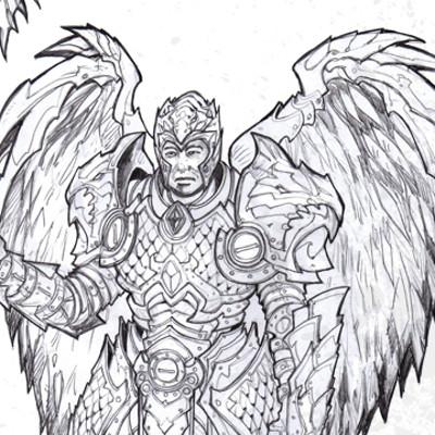 Roberto cirillo mg angel leader julian as