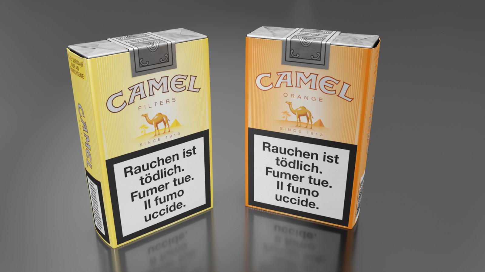 Cigarette Softpack