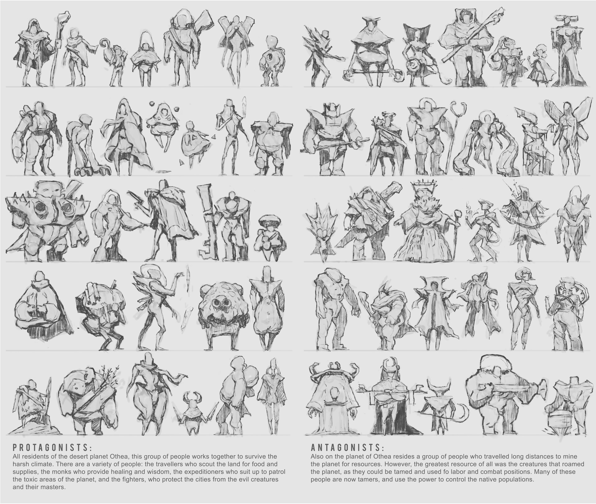 Madeline buanno all character thumbnails