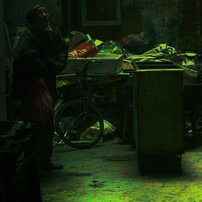 Ricardo guimaraes alley