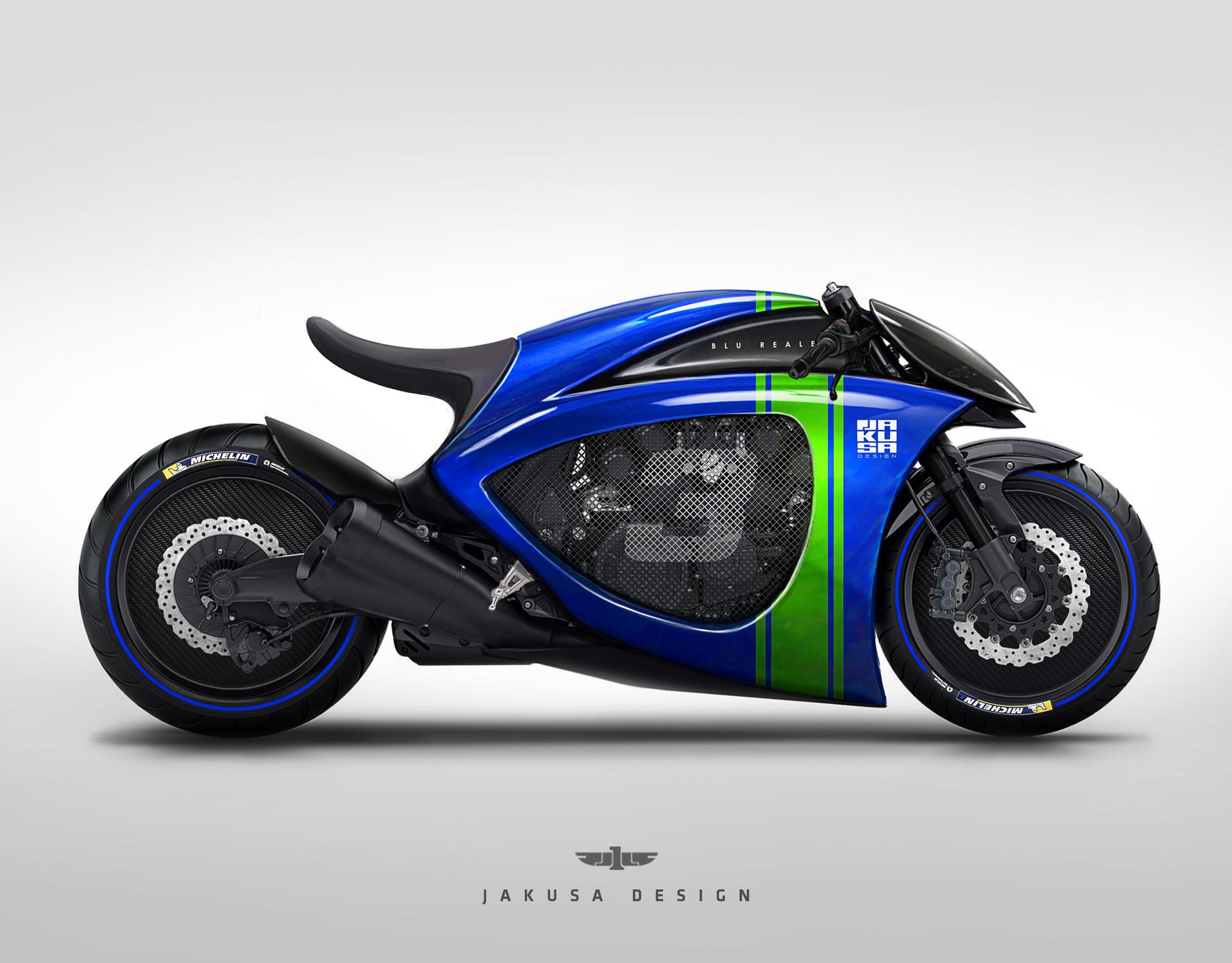 New Model Cars 2019 >> JAKUSA DESIGN - Blue Reale