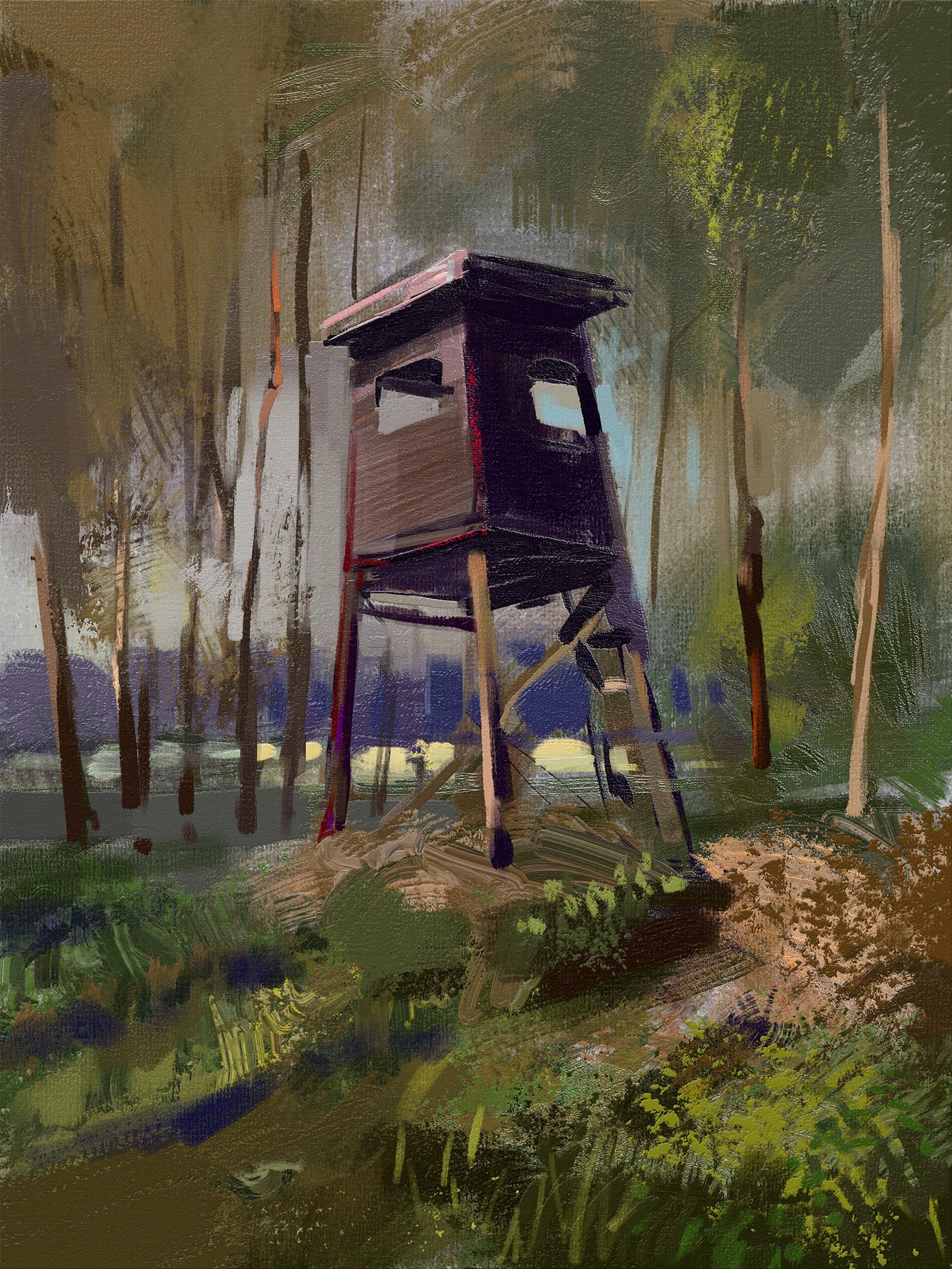 Tymoteusz chliszcz forest2 by chliszcz