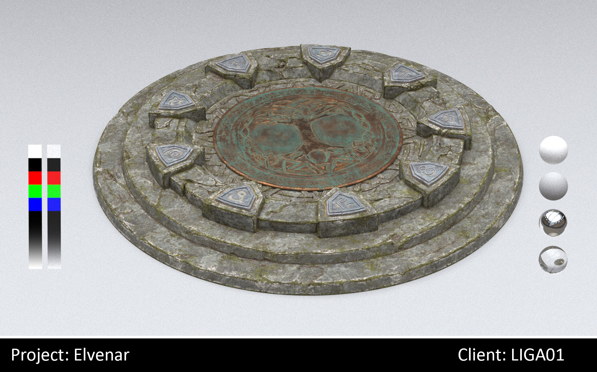 Darko mitev rune circle 02