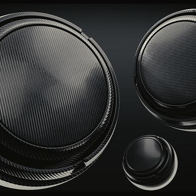 David bock carbon fiber 2 front
