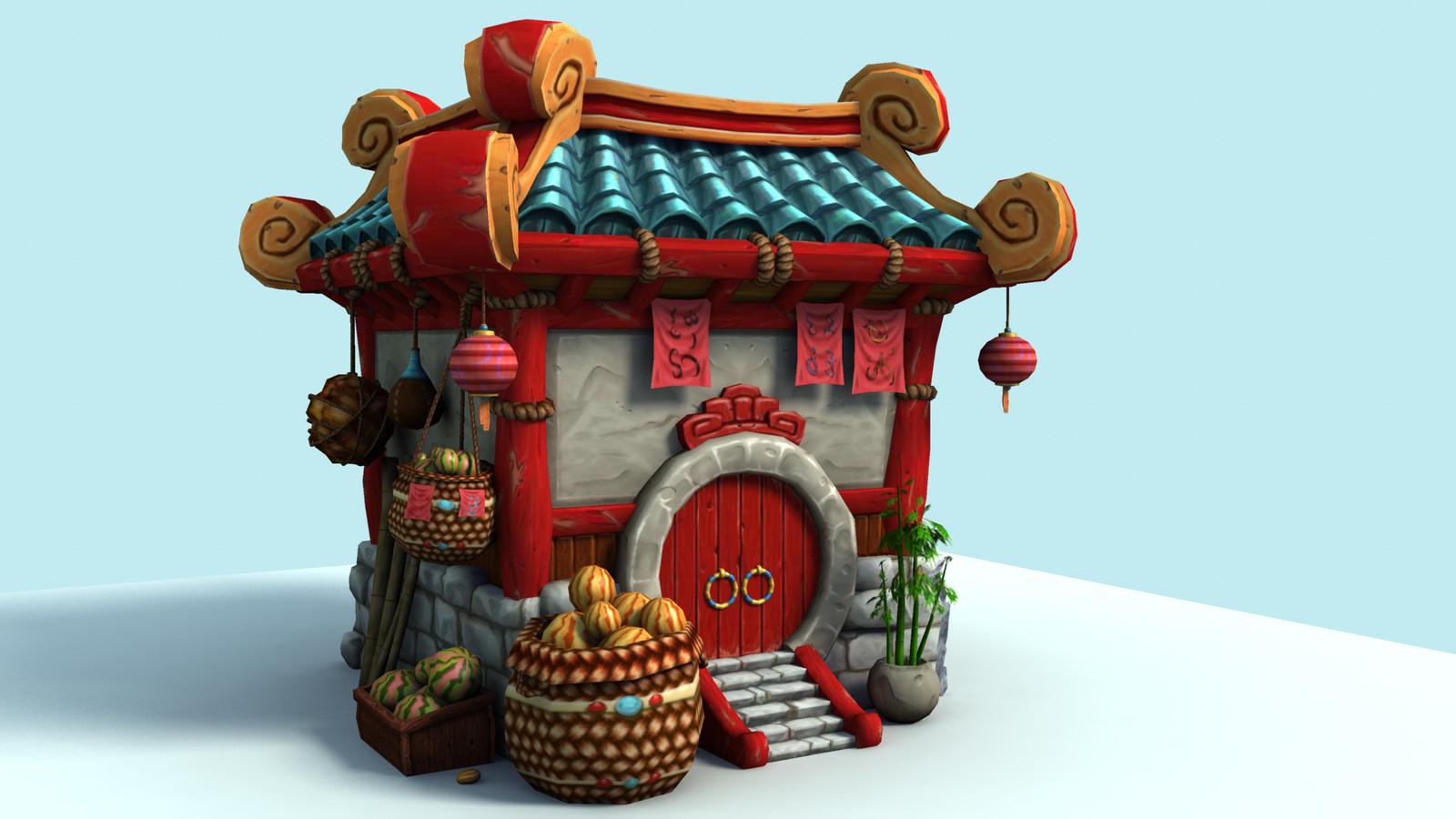 Pandaren Building