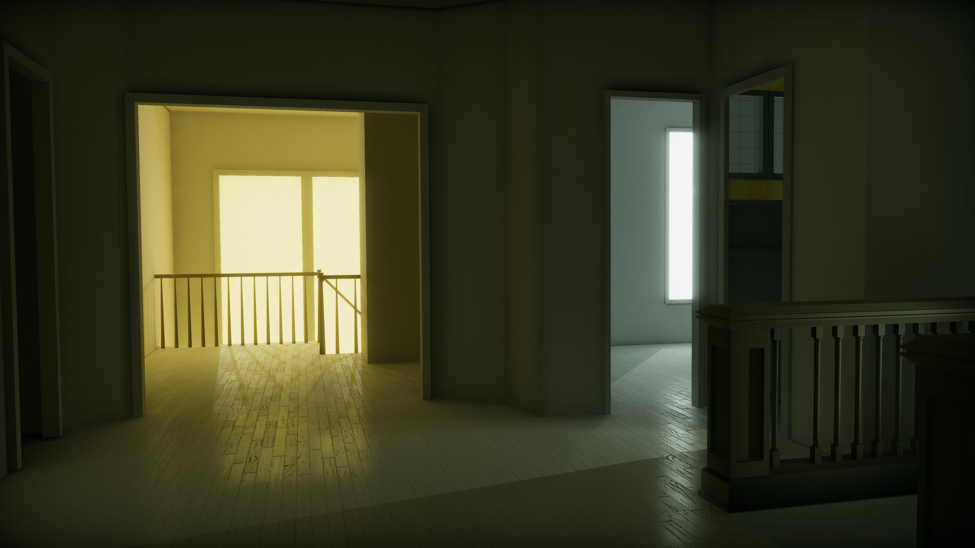 AfterGlow - Realtime Movie Lighting Part.01[Unity3D] & ArtStation - AfterGlow- Realtime Movie Lighting Part.01 Jeryce ...