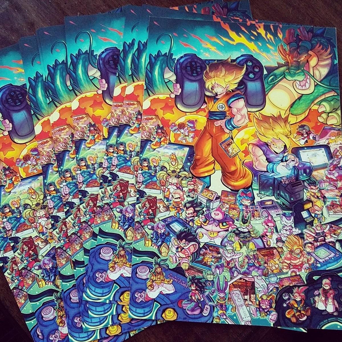 Final art prints