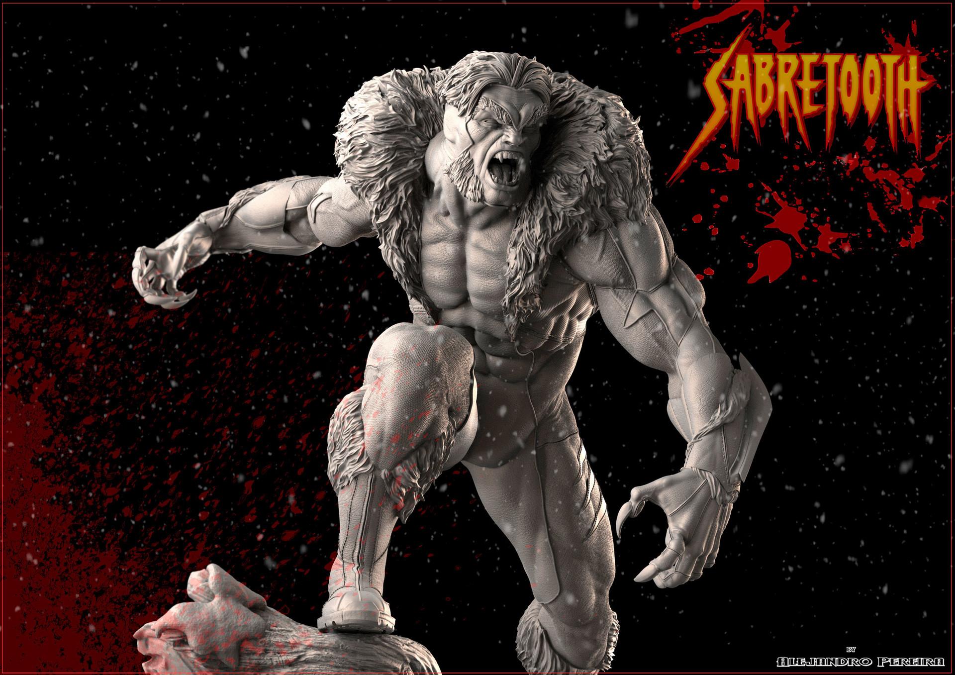Alejandro pereira sabretooth 01