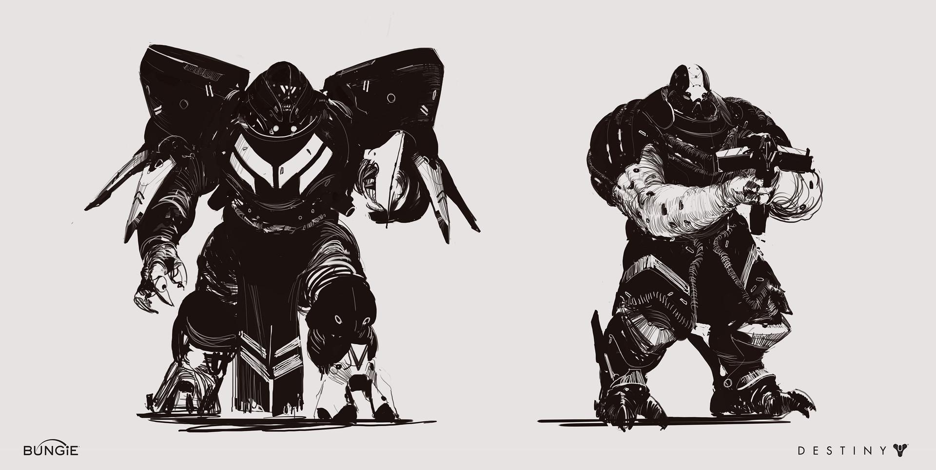 Centurion and Legionary.
