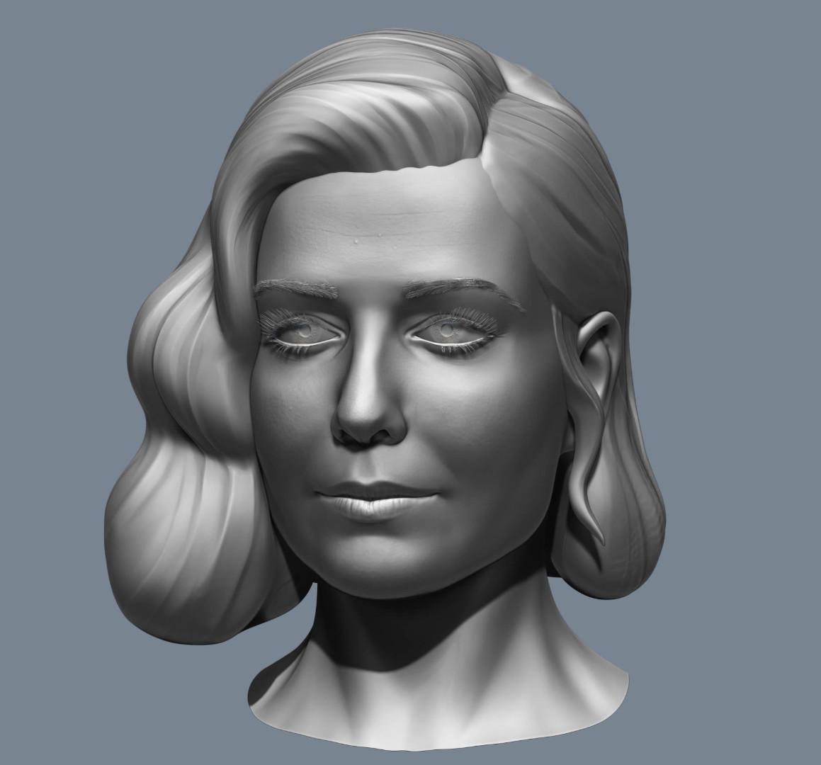 Mary Head Study