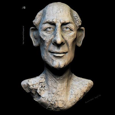 Surajit sen digital human hex clay sculpt surajitsen 22012018