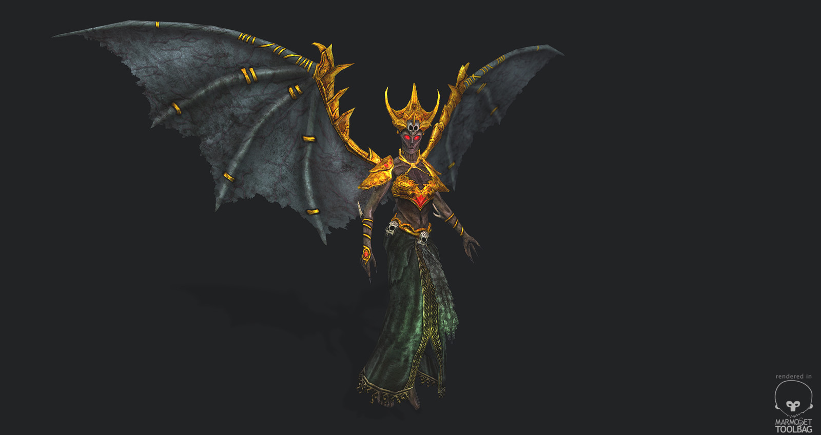 Lady Vol - Dungeons and Dragons Online