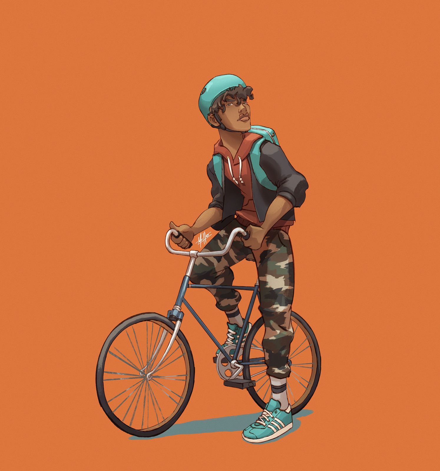 CDC-01-2018: Bikers