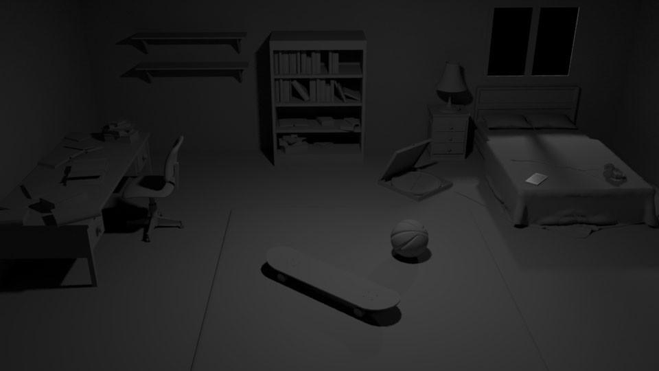 3d Room Creation