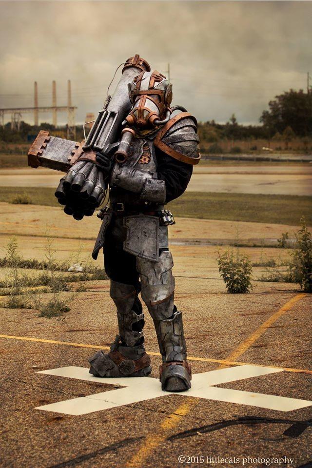 Peter burroughs armor2